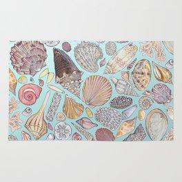Sanibel Sea Shells Rug