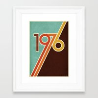 portal Framed Art Prints featuring PORTAL by Untitled