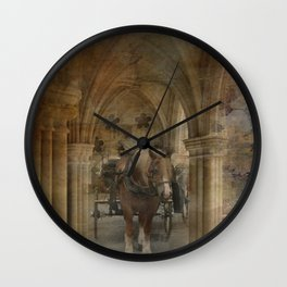 Old Time 1 Wall Clock