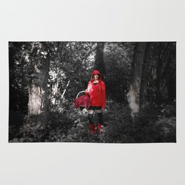 red riding hood Rug