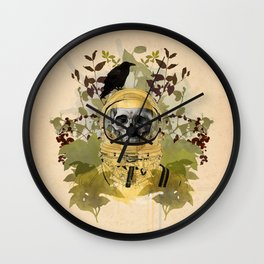 The Forgotten Wall Clock