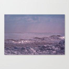 Refresh Canvas Print