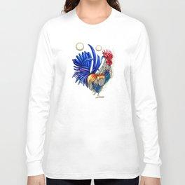Gallo de las dos lunas Long Sleeve T-shirt