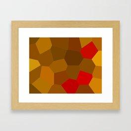 Cha cha Framed Art Print