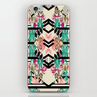 austin iPhone & iPod Skins featuring Austin by Pattern State