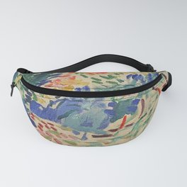 Nature Art by Henri Matisse Fanny Pack