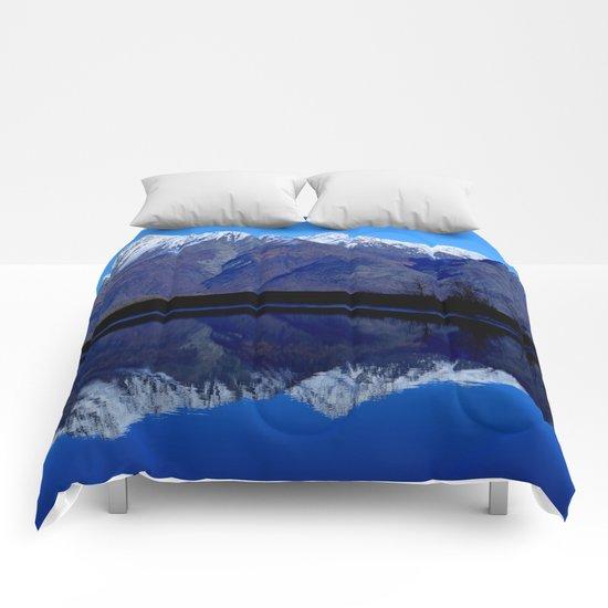 Knik River Mts Comforters