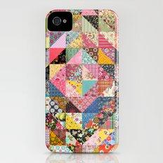 Grandma's Quilt iPhone (4, 4s) Slim Case
