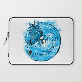 Dragon Waves Laptop Sleeve