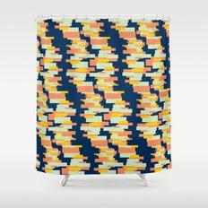 BP 62 Rectangle Stripes Shower Curtain
