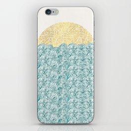 Sunny Tribal Seas iPhone Skin