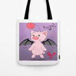 Cute Little Friend :3 Tote Bag