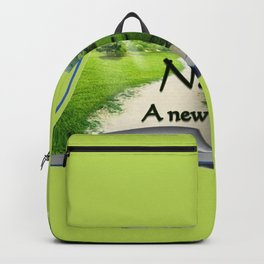 Nature a new Chapter Backpack