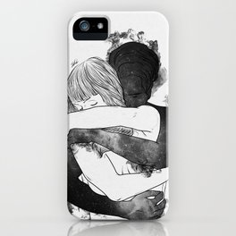 I would keep you forever. iPhone Case