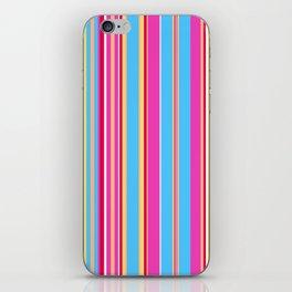 Stripes-015 iPhone Skin