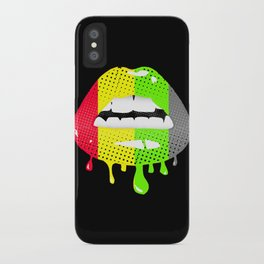 Peace n Love iPhone Case
