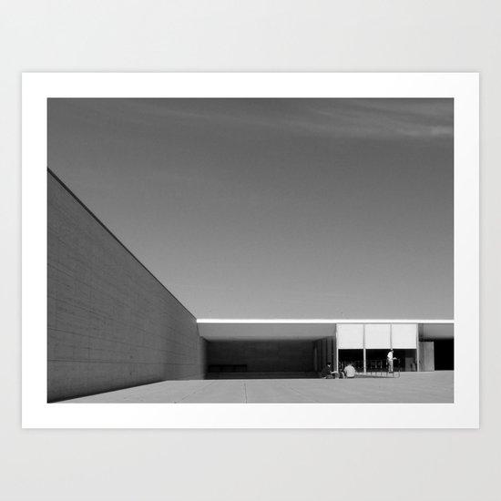 Museo UA Art Print