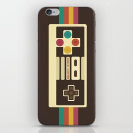 Retro Video Game 2 iPhone Skin