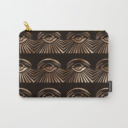 The Eyes of Manon Carry-All Pouch