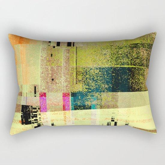 counterpart 3 Rectangular Pillow