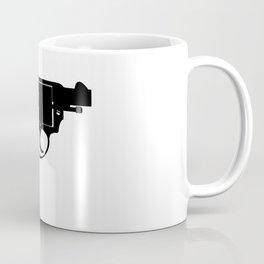 Detectives Revolver Coffee Mug