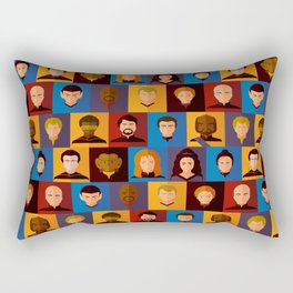 STARFLEET Rectangular Pillow