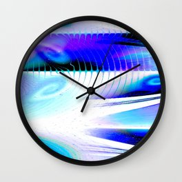 Flow or Crash Wall Clock