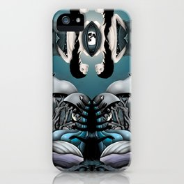More Fame than the Sun and Moon iPhone Case