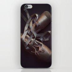 Worn iPhone & iPod Skin