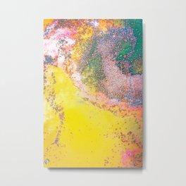 Random Bliss #abstract #modernart Metal Print