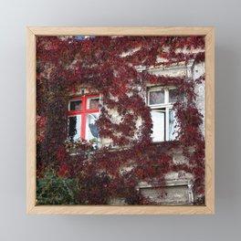 Fassade Framed Mini Art Print