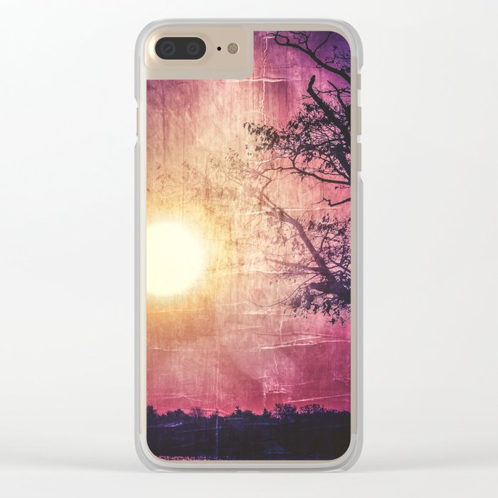 Hereafter Clear iPhone Case