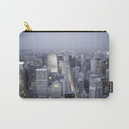 NYC from Empire State Building Carry-All Pouch