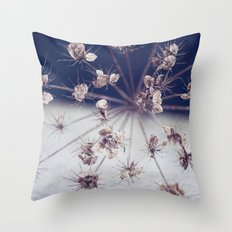 Like Spinning Stars Throw Pillow