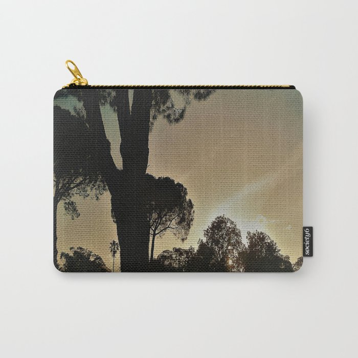 evening in Sardinia Carry-All Pouch