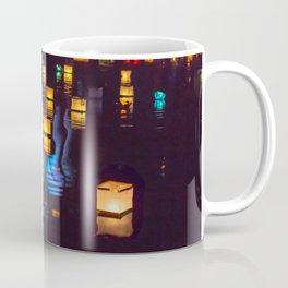 Festival of water lights Coffee Mug