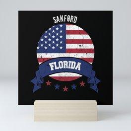 Sanford Florida Mini Art Print