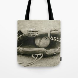 First Love 3 in Sepia Tote Bag