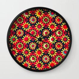 piso Wall Clock