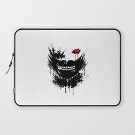 The Ghoul of Tokyo Laptop Sleeve