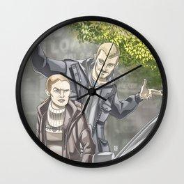 1900LINDEN Wall Clock