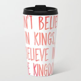 Believe in the Kingdom - Chance the Rapper Travel Mug
