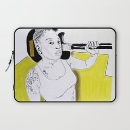 Meshell Ndegeocello Laptop Sleeve