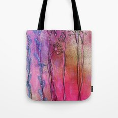 The Healing Garden by jeanie mossa Tote Bag