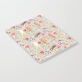 Dancing Bunnies Notebook