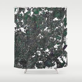 What (One) Wonders Shower Curtain