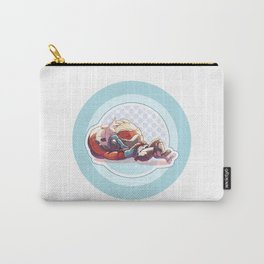 Sleeping Soldier 76 Carry-All Pouch