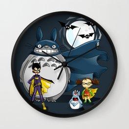 Cosplay Buddies Wall Clock