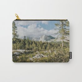 Afternoon in the mountains Carry-All Pouch