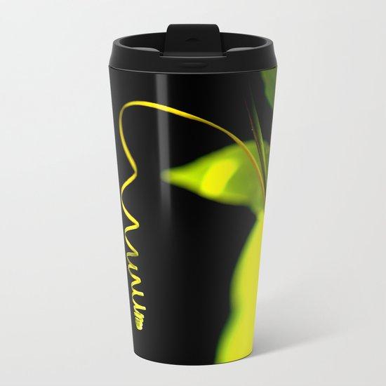 Spring!  Metal Travel Mug